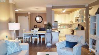 Photo 1: 410 3277 Glasgow Avenue in VICTORIA: SE High Quadra Condo Apartment for sale (Saanich East)  : MLS®# 386521