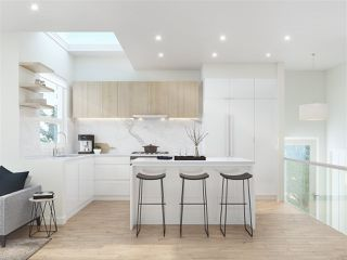 """Main Photo: 2435 W BROADWAY in Vancouver: Kitsilano Townhouse for sale in """"ZEO KITS"""" (Vancouver West)  : MLS®# R2232265"""