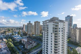 "Photo 17: 2205 4160 SARDIS Street in Burnaby: Central Park BS Condo for sale in ""Central Park Place"" (Burnaby South)  : MLS®# R2233323"