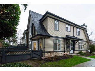"Photo 2: 4 18883 65 Avenue in Surrey: Cloverdale BC Townhouse for sale in ""APPLEWOOD"" (Cloverdale)  : MLS®# R2246448"