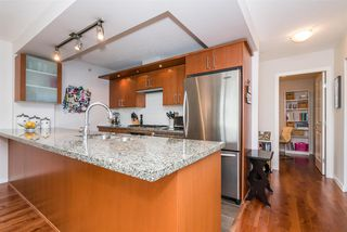 "Photo 10: 306 1650 W 7TH Avenue in Vancouver: Fairview VW Condo for sale in ""THE VIRTU"" (Vancouver West)  : MLS®# R2266835"