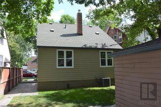Photo 19: 882 Banning Street in Winnipeg: Residential for sale (5C)  : MLS®# 1821945