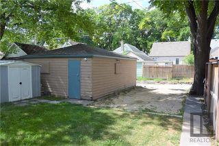 Photo 20: 882 Banning Street in Winnipeg: Residential for sale (5C)  : MLS®# 1821945