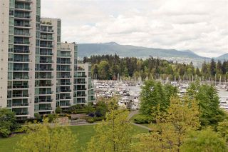 "Photo 1: 701 1650 BAYSHORE Drive in Vancouver: Coal Harbour Condo for sale in ""BAYSHORE GARDENS"" (Vancouver West)  : MLS®# R2304976"