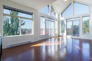 Photo 2: 418 15322 101 Avenue in Surrey: Guildford Condo for sale (North Surrey)  : MLS®# R2305760