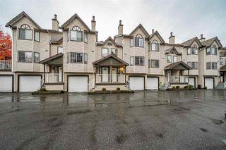 "Photo 1: 11 2352 PITT RIVER Road in Port Coquitlam: Mary Hill Townhouse for sale in ""SHAUGHNESSY ESTATES"" : MLS®# R2318863"