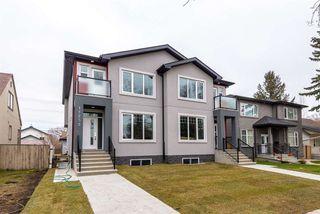 Main Photo:  in Edmonton: Zone 15 House Half Duplex for sale : MLS®# E4134704