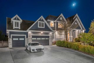 Main Photo: 3558 164 Street in Surrey: Morgan Creek House for sale (South Surrey White Rock)  : MLS®# R2324550