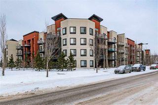 Main Photo: 328 308 AMBLESIDE Link in Edmonton: Zone 56 Condo for sale : MLS®# E4140793