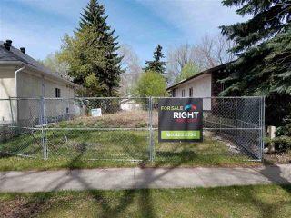 Main Photo: 10922 79 Avenue in Edmonton: Zone 15 Vacant Lot for sale : MLS®# E4141605