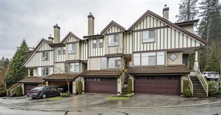 "Photo 1: 5 1486 JOHNSON Street in Coquitlam: Westwood Plateau Townhouse for sale in ""STONEY CREEK"" : MLS®# R2338446"