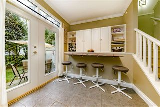 "Photo 12: 5 1486 JOHNSON Street in Coquitlam: Westwood Plateau Townhouse for sale in ""STONEY CREEK"" : MLS®# R2338446"