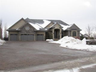 Main Photo: 185 Riverstone Drive: Rural Sturgeon County House for sale : MLS®# E4144845