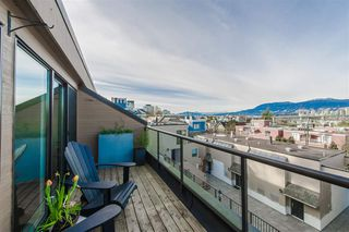 Photo 2: 9 1214 W 7TH Avenue in Vancouver: Fairview VW Townhouse for sale (Vancouver West)  : MLS®# R2344611