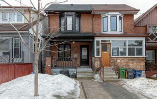 Main Photo: 215 Rosemount Avenue in Toronto: Corso Italia-Davenport House (2-Storey) for sale (Toronto W03)  : MLS®# W4385783