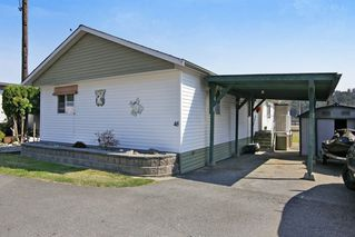 "Main Photo: 48 9960 WILSON Street in Mission: Stave Falls Manufactured Home for sale in ""Ruskin Mobile Home Park"" : MLS®# R2357468"