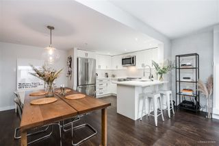 "Main Photo: 2117 W 12TH Avenue in Vancouver: Kitsilano Townhouse for sale in ""ZYDECO"" (Vancouver West)  : MLS®# R2359947"
