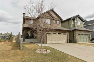 Photo 1: 3196 WHITELAW Drive in Edmonton: Zone 56 House for sale : MLS®# E4152456