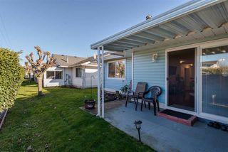 "Photo 18: 236 7610 EVANS Road in Sardis: Sardis West Vedder Rd Townhouse for sale in ""Cottonwood Retirement Village"" : MLS®# R2367766"