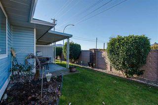 "Photo 20: 236 7610 EVANS Road in Sardis: Sardis West Vedder Rd Townhouse for sale in ""Cottonwood Retirement Village"" : MLS®# R2367766"