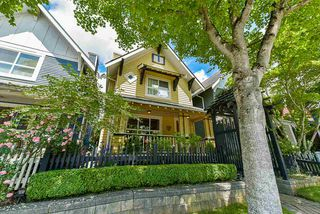 "Photo 1: 179 FOUNDRY Row in New Westminster: Queensborough House for sale in ""Port Royal"" : MLS®# R2378470"