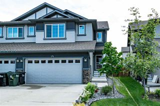 Main Photo: 153 SUMMERSTONE Lane: Sherwood Park House Half Duplex for sale : MLS®# E4161041