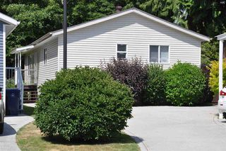 "Photo 2: 110 4510 SUNSHINE COAST Highway in Sechelt: Sechelt District Manufactured Home for sale in ""The Newer Big Maples Mobile Community"" (Sunshine Coast)  : MLS®# R2383277"