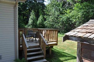 "Photo 17: 110 4510 SUNSHINE COAST Highway in Sechelt: Sechelt District Manufactured Home for sale in ""The Newer Big Maples Mobile Community"" (Sunshine Coast)  : MLS®# R2383277"