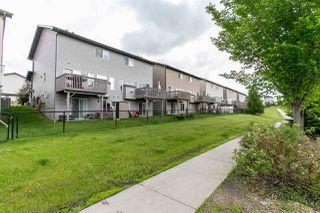 Photo 28: 39 85 Spruce Village Drive: Spruce Grove House Half Duplex for sale : MLS®# E4163567