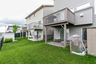 Photo 27: 39 85 Spruce Village Drive: Spruce Grove House Half Duplex for sale : MLS®# E4163567