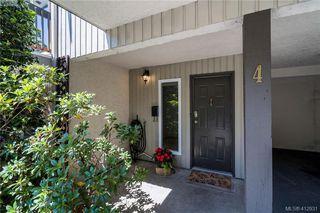Photo 3: 4 3981 Saanich Road in VICTORIA: SE Quadra Row/Townhouse for sale (Saanich East)  : MLS®# 412931