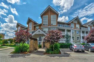 Main Photo: 318 6480 194 Street in Surrey: Clayton Condo for sale (Cloverdale)  : MLS®# R2386047