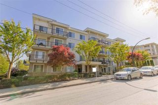 "Photo 1: 309 22290 NORTH Avenue in Maple Ridge: West Central Condo for sale in ""SOLO"" : MLS®# R2391138"
