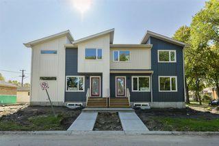 Main Photo: 8811 117 Avenue in Edmonton: Zone 05 House Half Duplex for sale : MLS®# E4174501