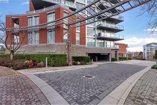 Photo 1: 115 100 Saghalie Road in VICTORIA: VW Songhees Condo Apartment for sale (Victoria West)  : MLS®# 419738