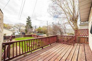 Photo 25: 11440 125 Street in Edmonton: Zone 07 House Half Duplex for sale : MLS®# E4197002