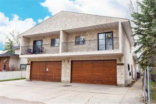 Photo 1: 11440 125 Street in Edmonton: Zone 07 House Half Duplex for sale : MLS®# E4197002