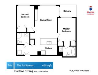 Photo 29: 906 9939 109 Street in Edmonton: Zone 12 Condo for sale : MLS®# E4205577
