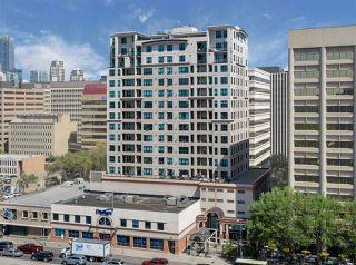 Photo 1: 906 9939 109 Street in Edmonton: Zone 12 Condo for sale : MLS®# E4205577