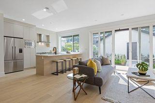 Photo 2: 2236 ADANAC Street in Vancouver: Hastings 1/2 Duplex for sale (Vancouver East)  : MLS®# R2505632