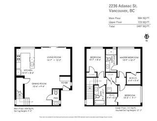 Photo 18: 2236 ADANAC Street in Vancouver: Hastings 1/2 Duplex for sale (Vancouver East)  : MLS®# R2505632