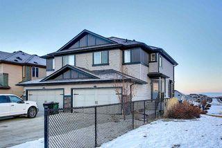 Photo 1: 87 AVEBURY Court: Sherwood Park House Half Duplex for sale : MLS®# E4224618