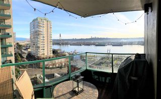 Main Photo: 705 420 CARNARVON Street in New Westminster: Downtown NW Condo for sale : MLS®# R2527559