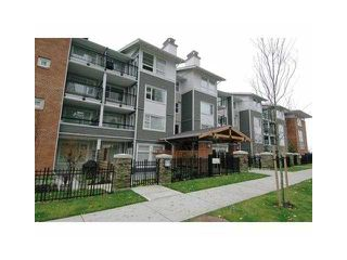 "Main Photo: 418 6888 SOUTHPOINT Drive in Burnaby: South Slope Condo for sale in ""CORTINA"" (Burnaby South)  : MLS®# V871085"
