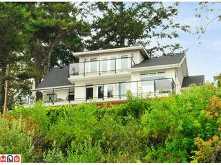 Photo 1: 14430 MARINE Drive: White Rock House for sale (South Surrey White Rock)  : MLS®# F1117129