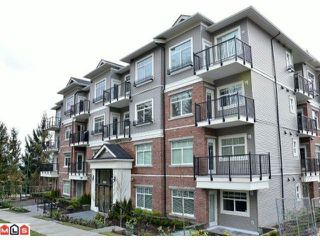 Main Photo: 308 19530 65 Avenue in Surrey: Clayton Condo for sale (Cloverdale)  : MLS®# F1211577