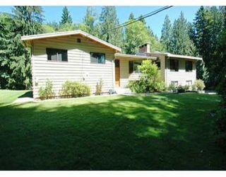 Photo 1: 25035 FERGUSON AV in Maple Ridge: Websters Corners House for sale : MLS®# V599642