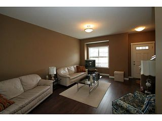 Photo 8: 245 RANCH RIDGE Meadows: Strathmore Townhouse for sale : MLS®# C3615774