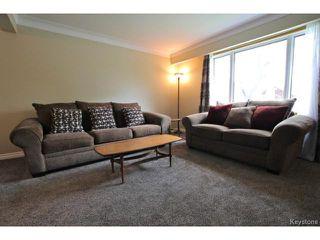Photo 3: 299 Belmont Avenue in WINNIPEG: West Kildonan / Garden City Residential for sale (North West Winnipeg)  : MLS®# 1422742