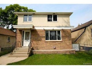Photo 1: 299 Belmont Avenue in WINNIPEG: West Kildonan / Garden City Residential for sale (North West Winnipeg)  : MLS®# 1422742